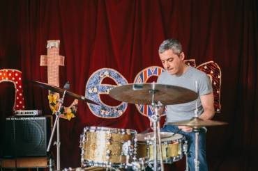 Roberto drum pic